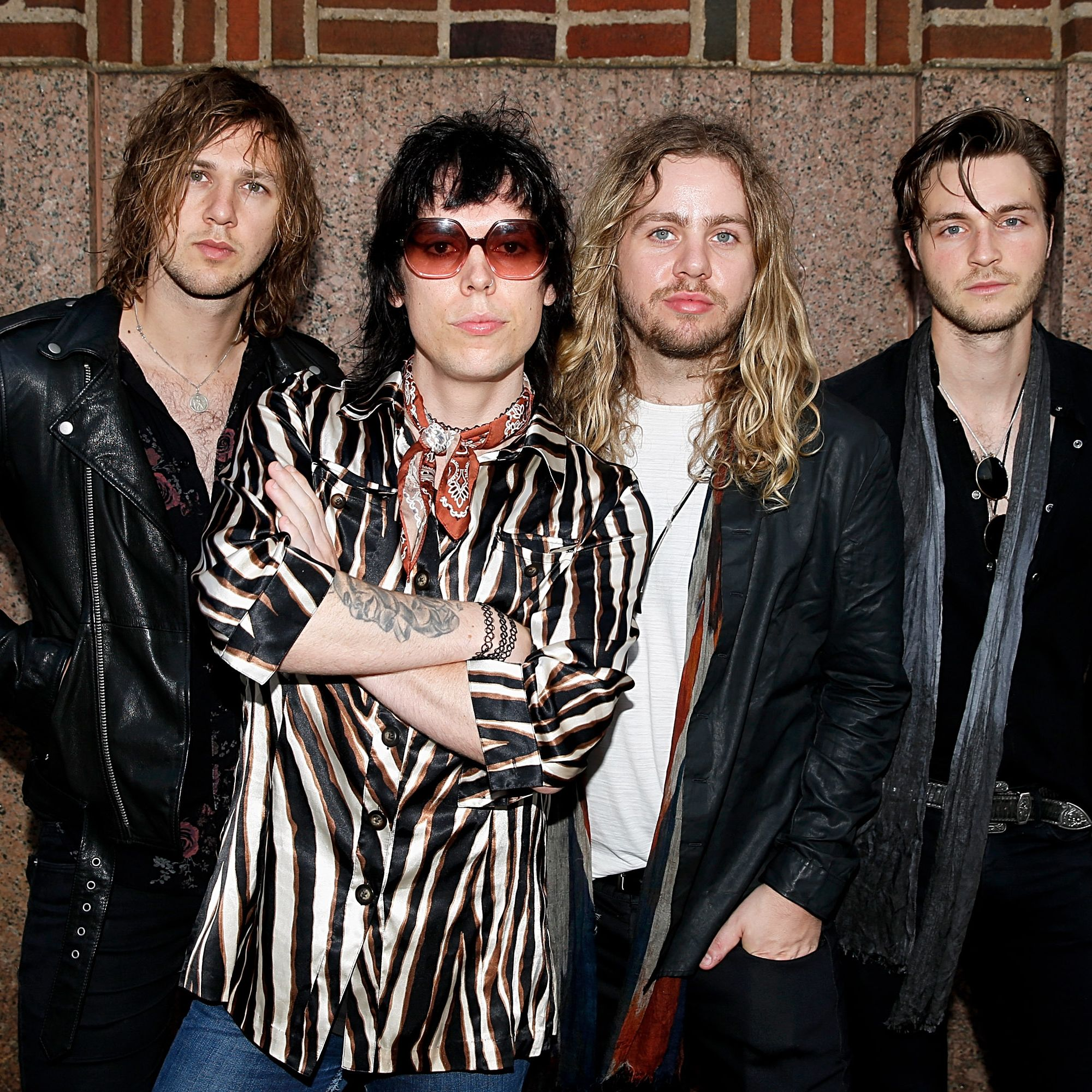 Los Struts visitan 'The Elvis Duran Z100 Morning Show'