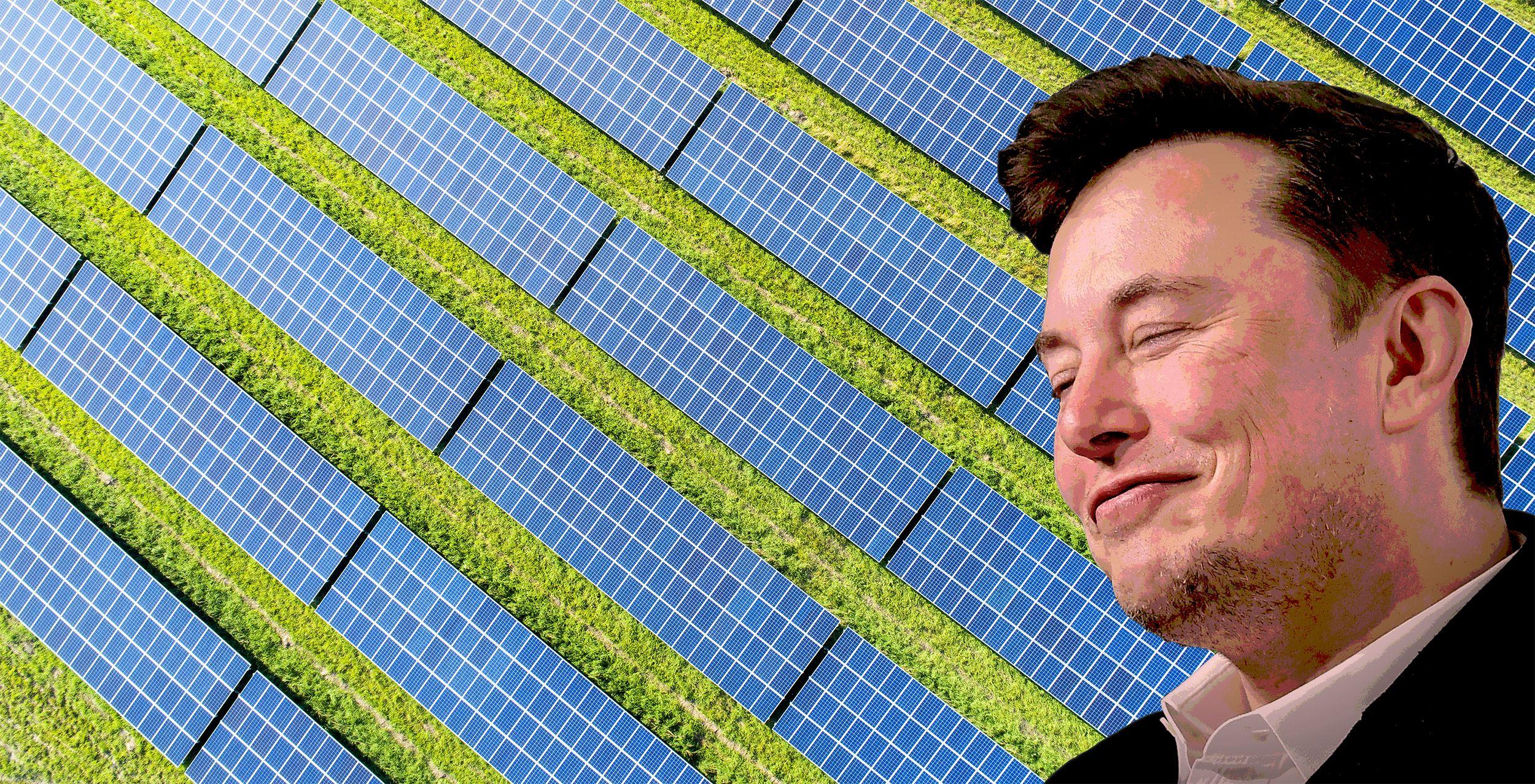 Elon Musk's Plan for One Giant Solar Farm Is a Little Insane, but Not Completely Insane