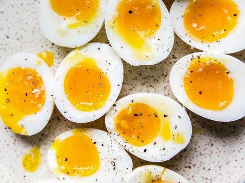 Perfect gekookte eieren