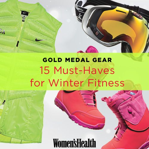 Gold-Medal Gear: 15 Must-Haves for Winter Fitness