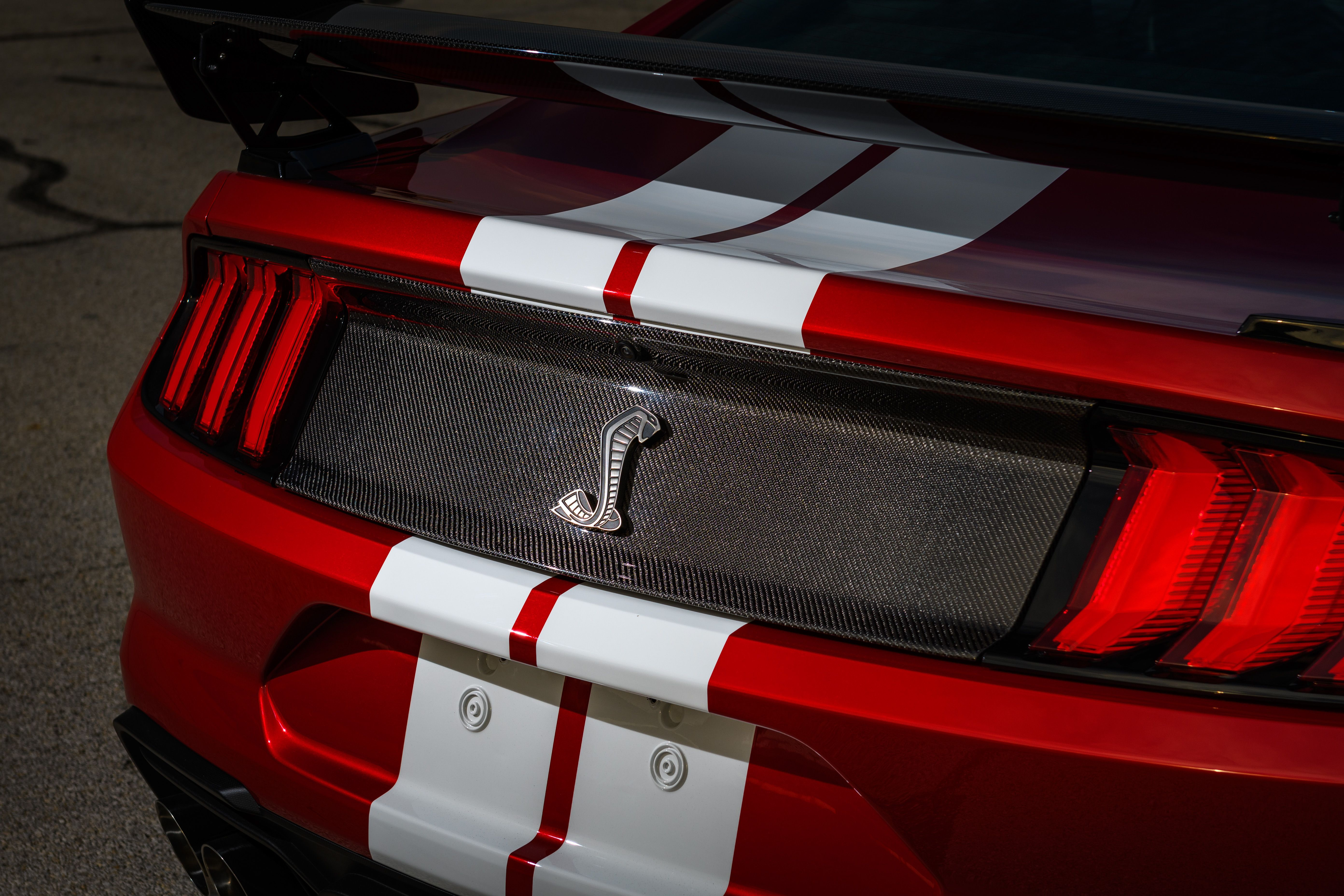 You Can Now Cover Your Shelby GT500 in $4730 of New Carbon-Fiber Accessories
