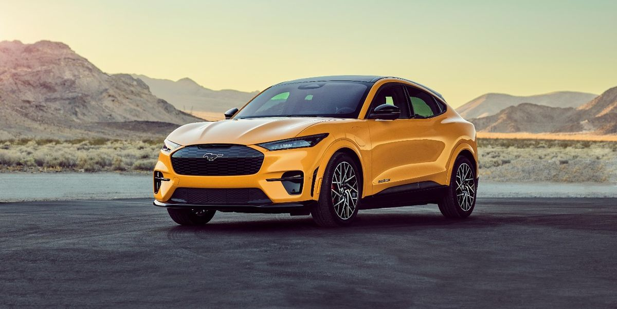 Ford Is Adding a Performance Edition to the Mach-E Lineup