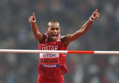 Barshim, Khalifa Estadio, Doha 2019, Mundial de atletismo
