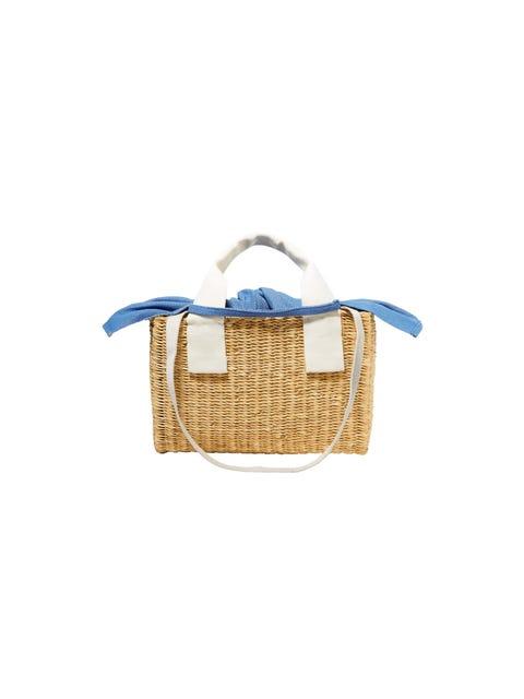 Bag, Beige, Product, Handbag, Fashion accessory, Diaper bag, Shoulder bag, Wicker,