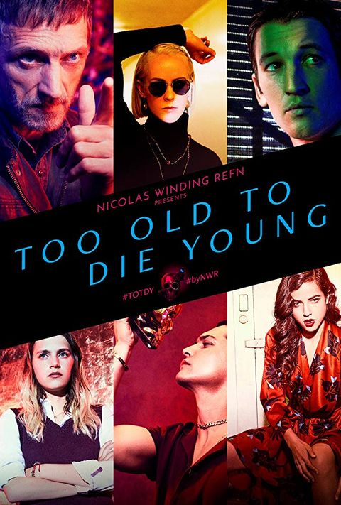 Too Old to Die Young' - A Review of the Brazen, Twisted, Fantasy