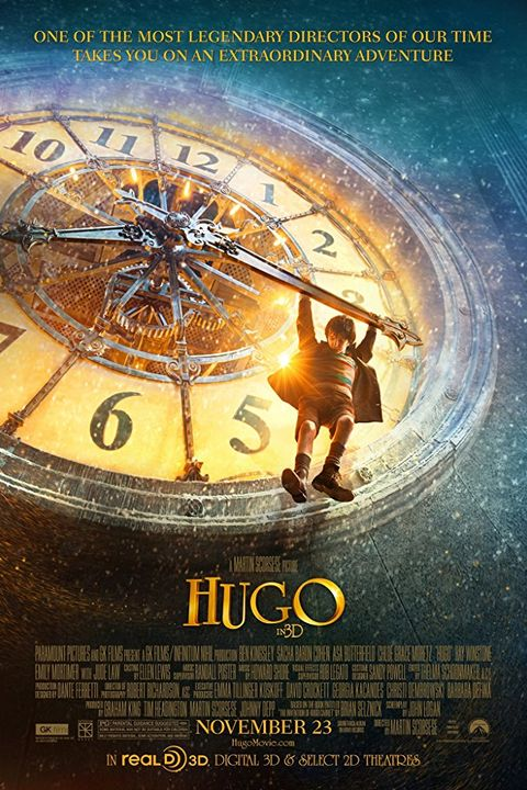 amazon prime kids movies - hugo