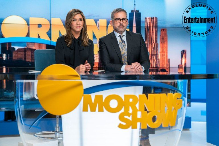 Is The Morning Show Actually Based on Matt Lauer?