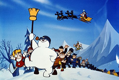 Classic Christmas Movies Frosty the Snowman
