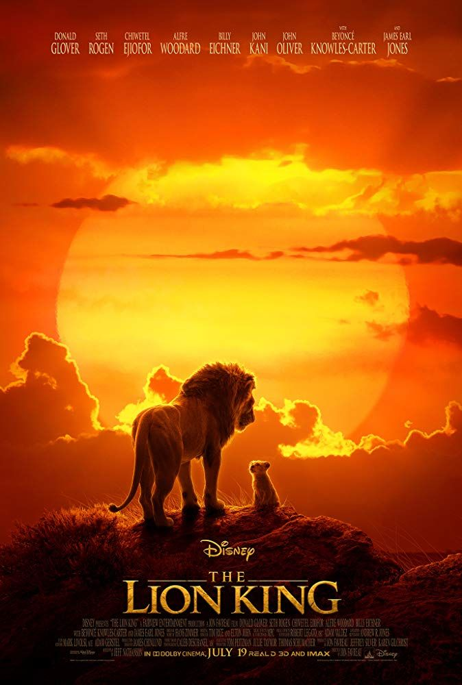 The Lion King Official Motion Picture Soundtrack 2019