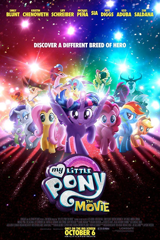best amazon prime kids movies - my little pony