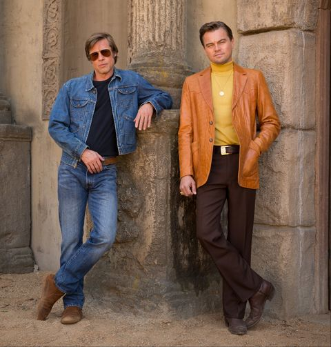 Everything to Know About 'Once Upon a Time in Hollywood,' Starring Leonardo DiCaprio, Brad Pitt, and Margot Robbie