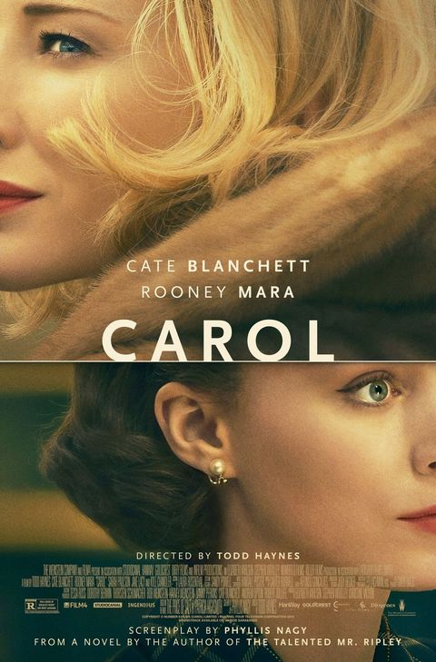 Movies to Watch on New Year's Eve - Carol