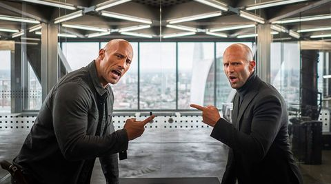 史上最好笑《玩命關頭:特別行動》完整預告釋出!看巨石強森、傑森史塔森邊打架邊鬥嘴是迷妹的幸福啊!