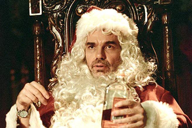 Classic Christmas Movies Bad Santa
