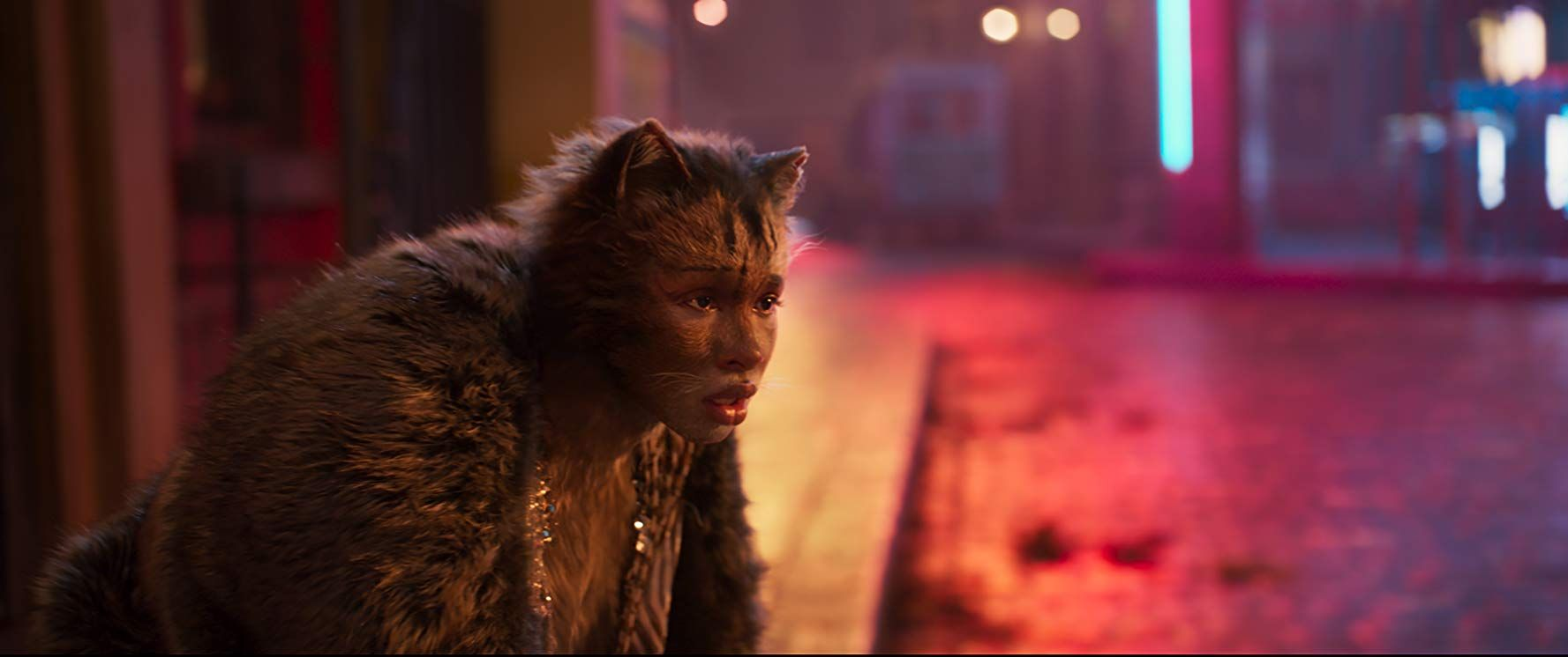 The \u0027Cats\u0027 Movie Trailer Is Haunting the Internet, Twitter Users