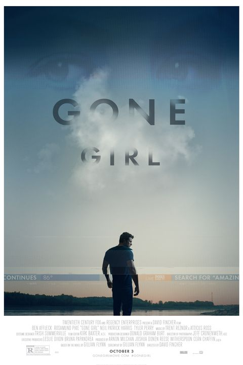 gone girl 2014 movie poster