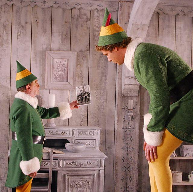 elf movie clip