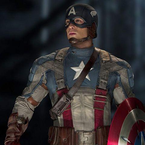 Captain america, Action figure, Superhero, Fictional character,