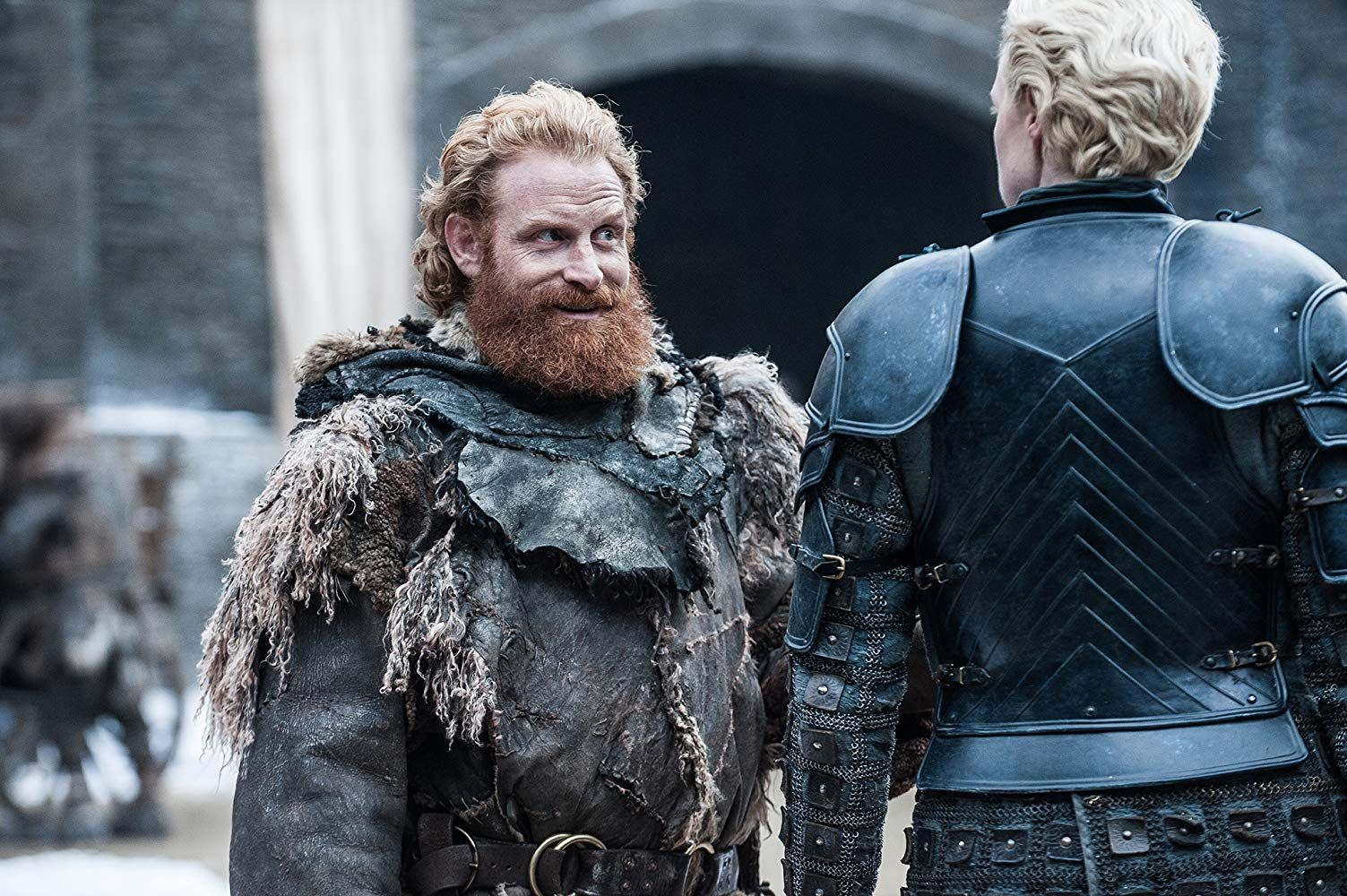 Why You Missed Out on Seeing More of Tormund and Brienne on 'Game of Thrones'