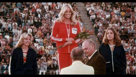 la chica de oro olimpiada de moscu