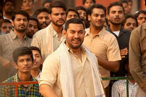 阿米爾罕,《我和我的冠軍女兒》印度電影