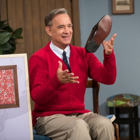The Mr Rogers Movie Premiere Date Trailer Tom Hanks News