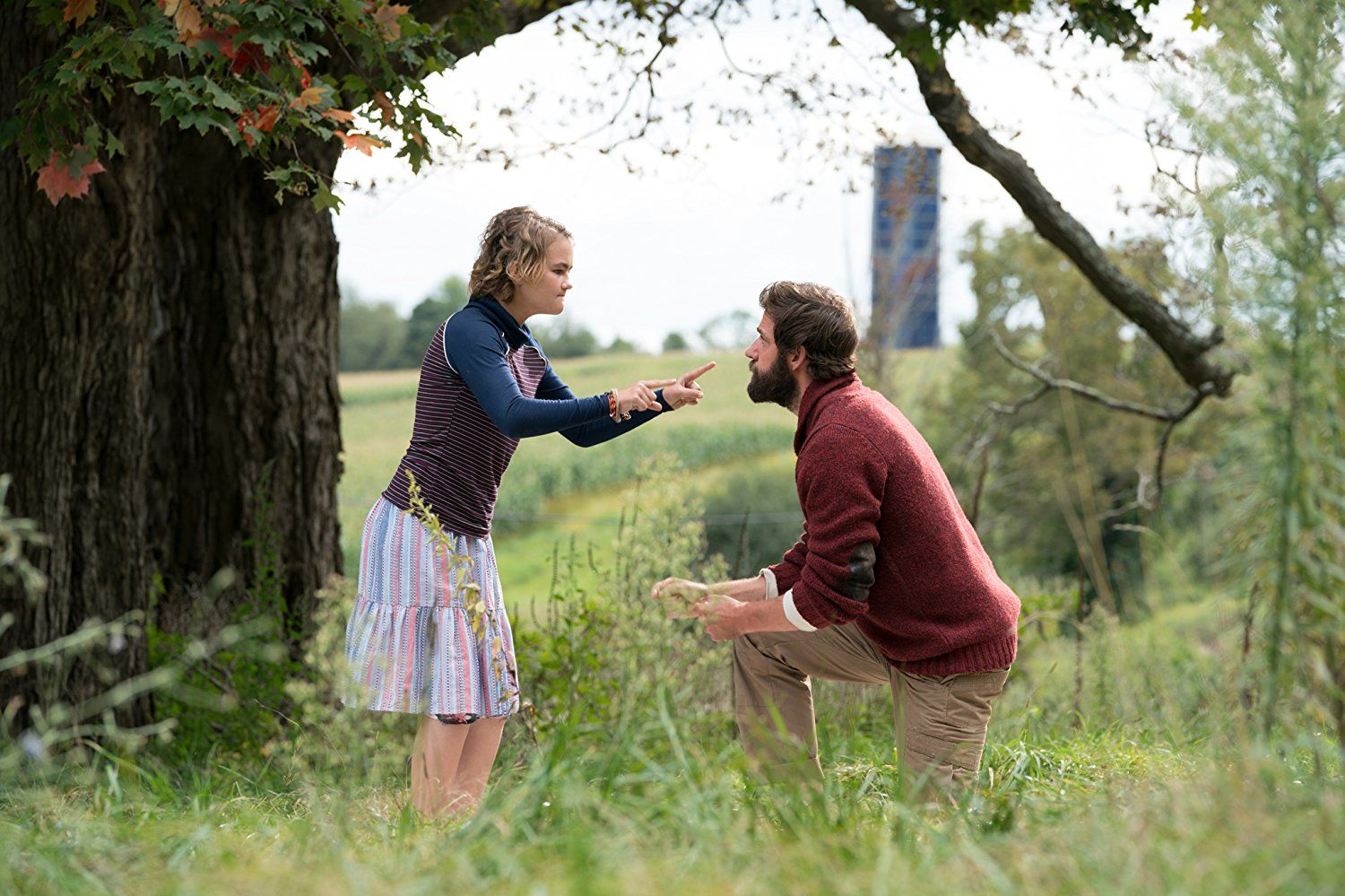 I'm a Deaf Actress. Here's Why A Quiet Place Means So Much to Me.