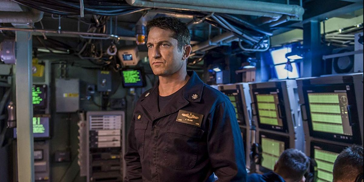 What 'Hunter Killer' Gets Right About Submarine Warfare