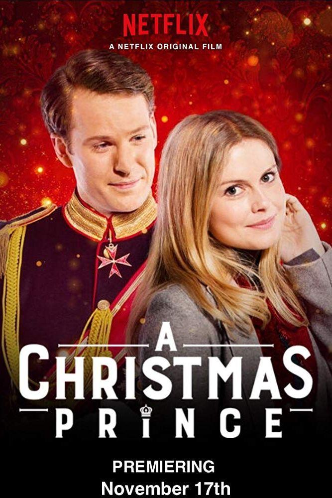Christmas Movies on Netflix a christmas prince