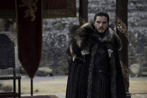 《冰與火之歌:權利遊戲》第八季裡第一個大戰「臨冬城大戰(The Battle of Winterfell)」終於在第三集開打!這又再次給所有人,包含演員自己都沒想到的大驚喜(訝):居然是艾莉亞史塔克(Arya Stark)殺了夜王!