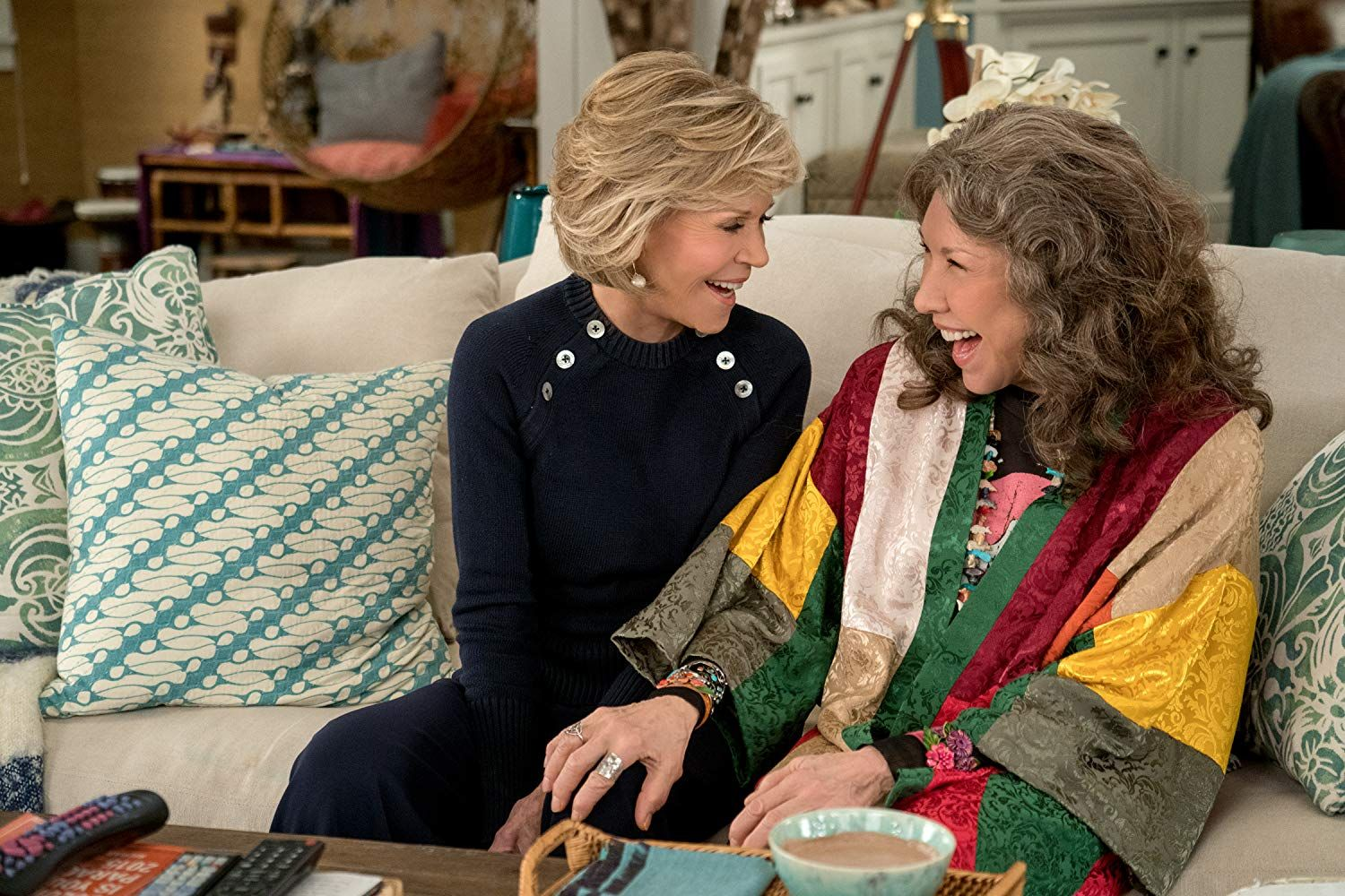 What We Know About Season 7 of Grace and Frankie