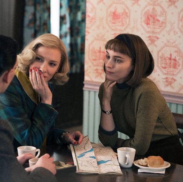 凱特布蘭琪、魯妮瑪拉「因為愛你」銀幕CP有望合體!布萊德利庫柏取代李奧納多出演《玉面情魔》