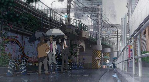 跟著《天氣之子》遊東京!8個動畫與真實場景對照,來場「天氣之子」聖地巡禮