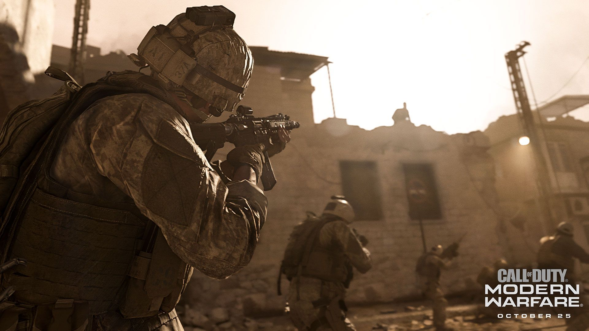 Call of Duty: Modern Warfare is ready for pre-order right now