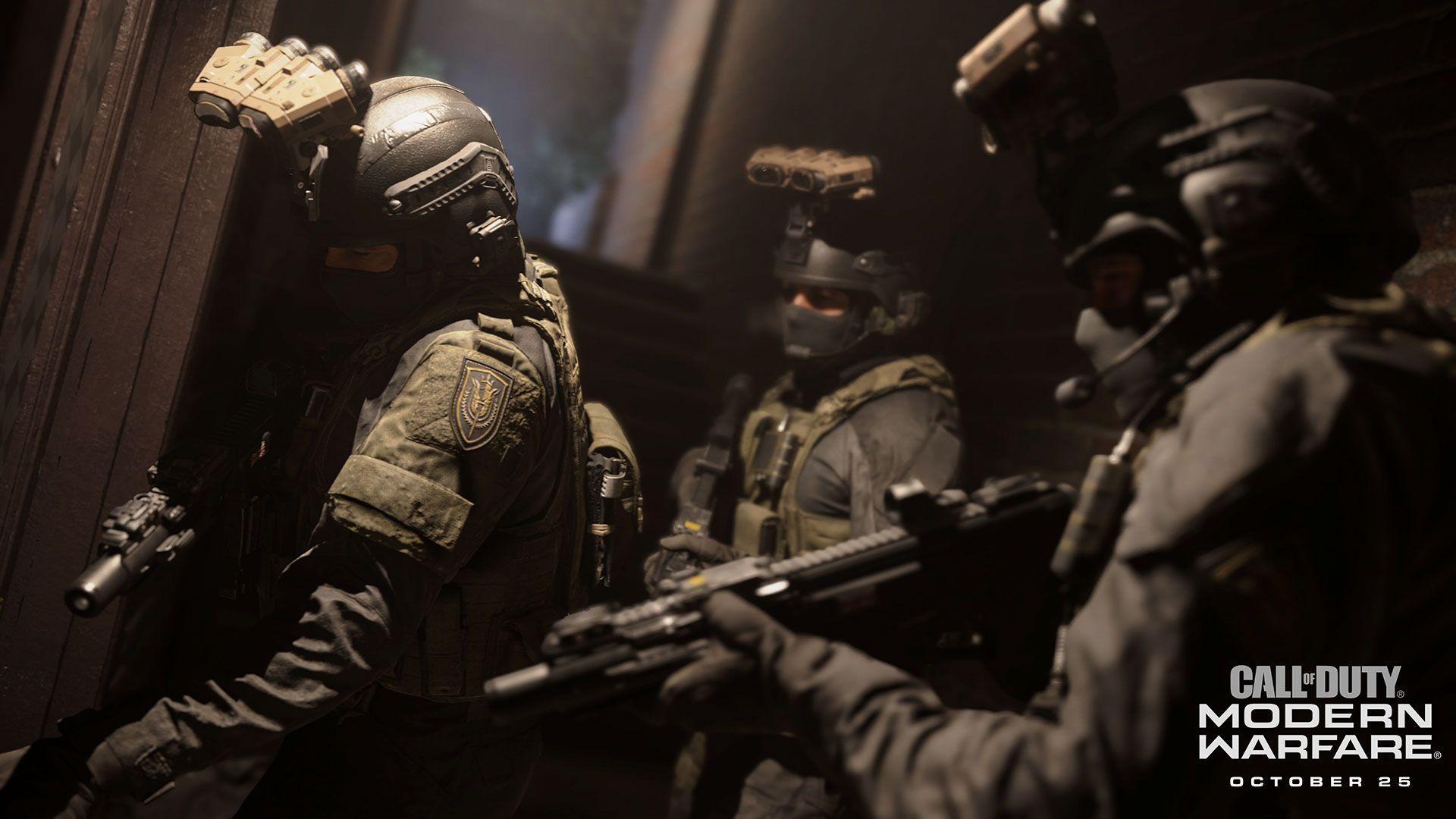 Download Call Of Duty Modern Warfare Hd Wallpapers 1080p
