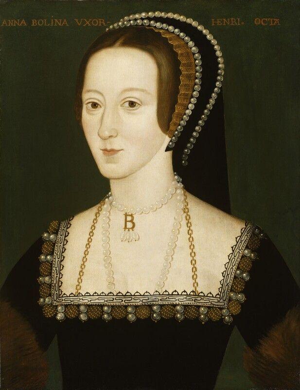 Anne Boleyn Queen of England King Henry VIII – The Secret Story of Anne  Boleyn's Lost Necklace