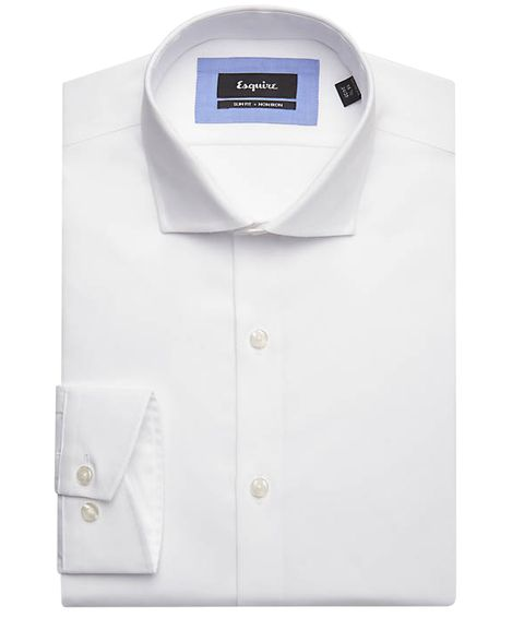 a5c7c09ab981 Esquire x Men s Warehouse. image. Courtesy. Ultimate Slim Fit Dress Shirt