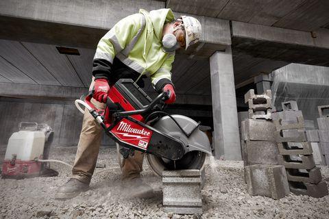 Personal protective equipment, Concrete,