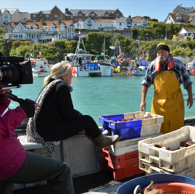 My Cornwall with Fern Britton explores what makes Cornwall so desirable