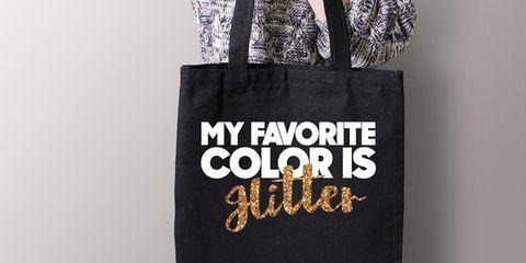 Bag, Handbag, Tote bag, Font, Text, Fashion accessory, Luggage and bags, Brand,