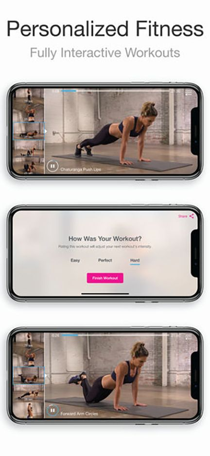 free exercise apps