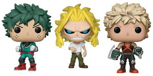 My Hero Academia Funko Pop