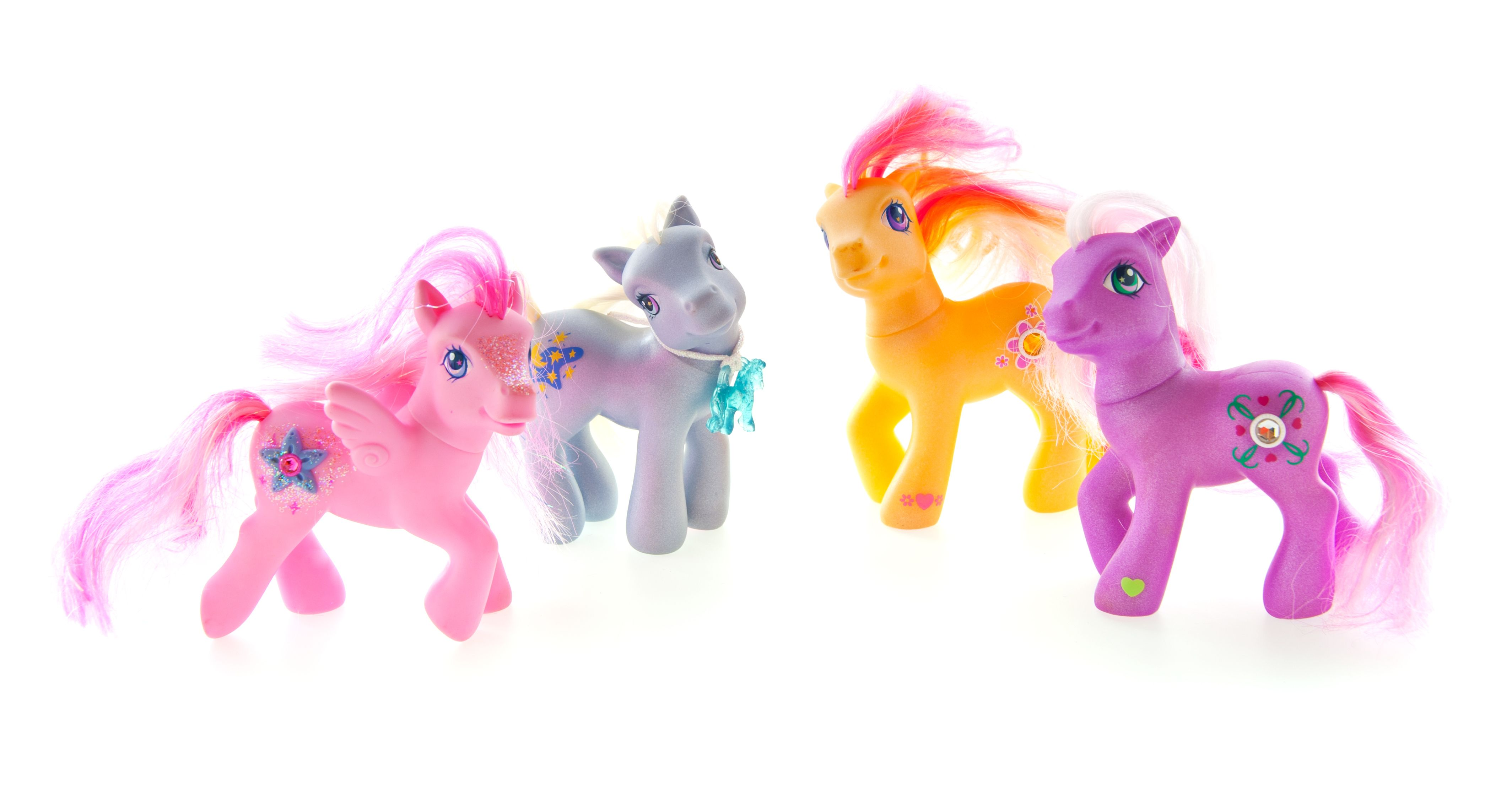 the original my little pony toys are back and making your