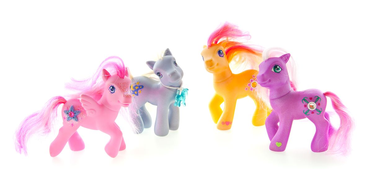 The Original 'My Little Pony' Toys are Back and Making ...