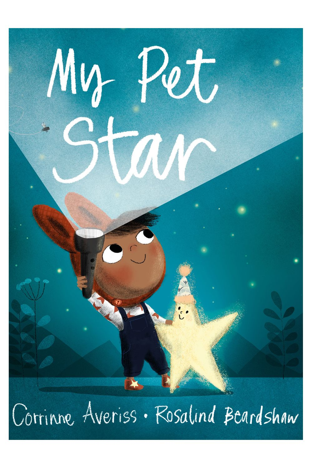 My Pet Star by Corrinne Averiss (illustrated by Rosalind Beardshaw)