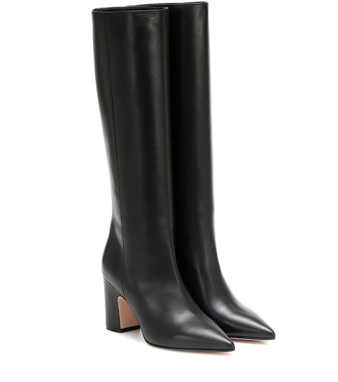 Footwear, Boot, Knee-high boot, Shoe, Riding boot, Rain boot, High heels, Leather, Durango boot,