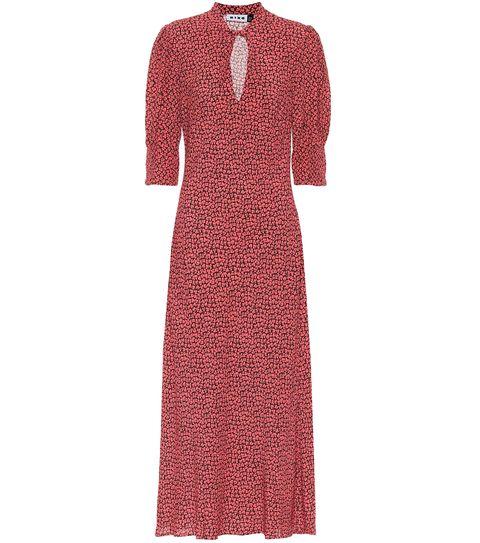 wat moet ik aan vandaag 13 juli 2020 jurk rixo my theresa rood