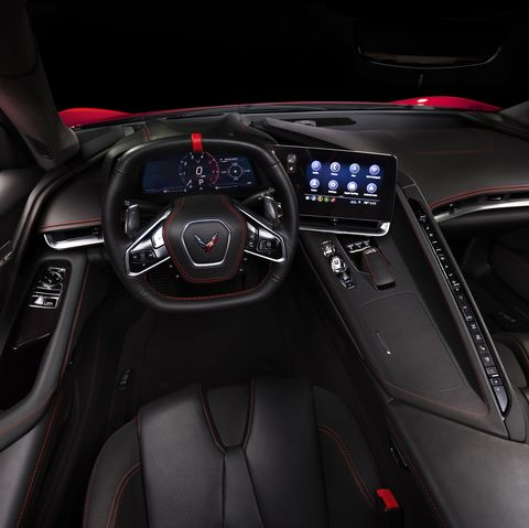 The Real Hero of the New Corvette C8 Is Its Luxe, Cockpit ...