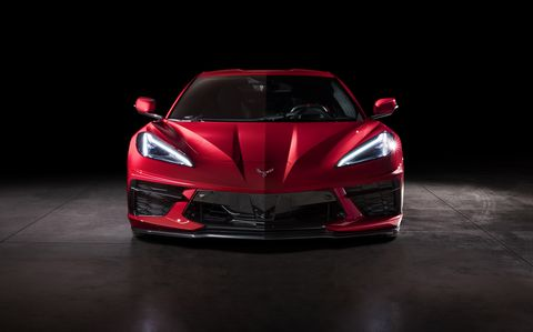 20 Things You Didn T Know About The 2020 Corvette