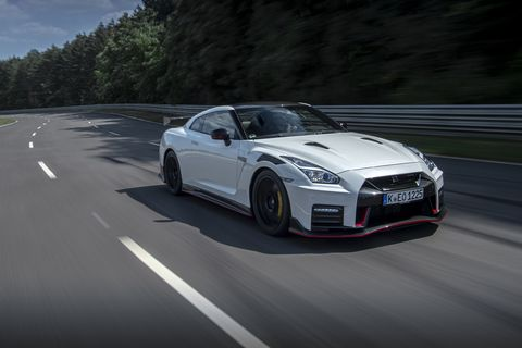 2020 Nissan GT-R Pricing Released